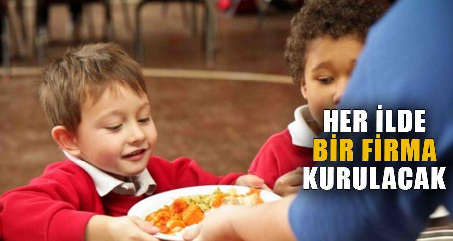 Okullarda yeni dönem! öğrencilere ücretsiz yemek