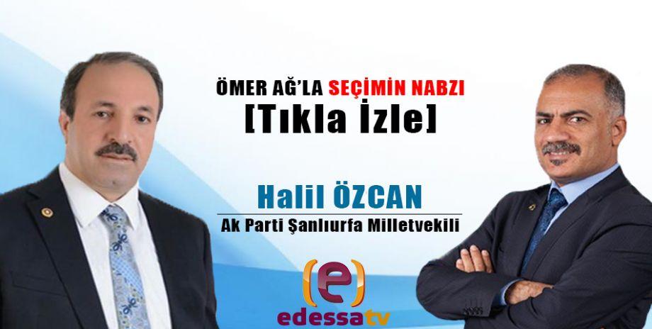 Ömer Ağ'la Seçimin Nabzı / 11 Haziran 2018