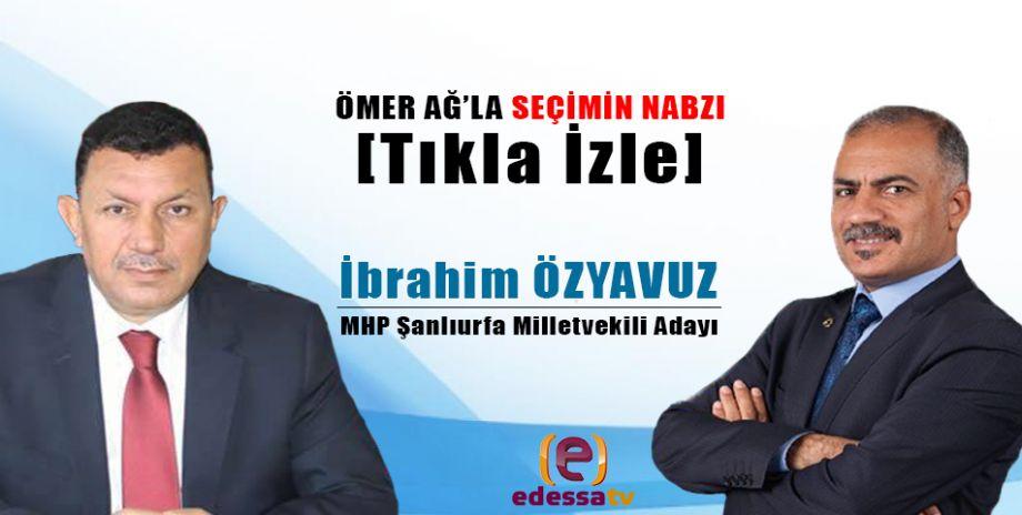 Ömer Ağ'la Seçimin Nabzı / 9 Haziran 2018