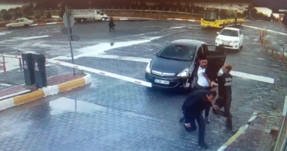 Osmanbey kampüsünde öğrenci terörü (videolu haber)