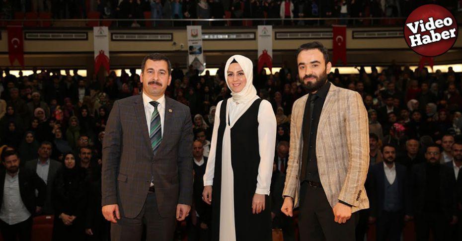 Osmanlı Torunu Osmanoğlu, Şanlıurfa'da Abdulhamit Han'ı anlattı