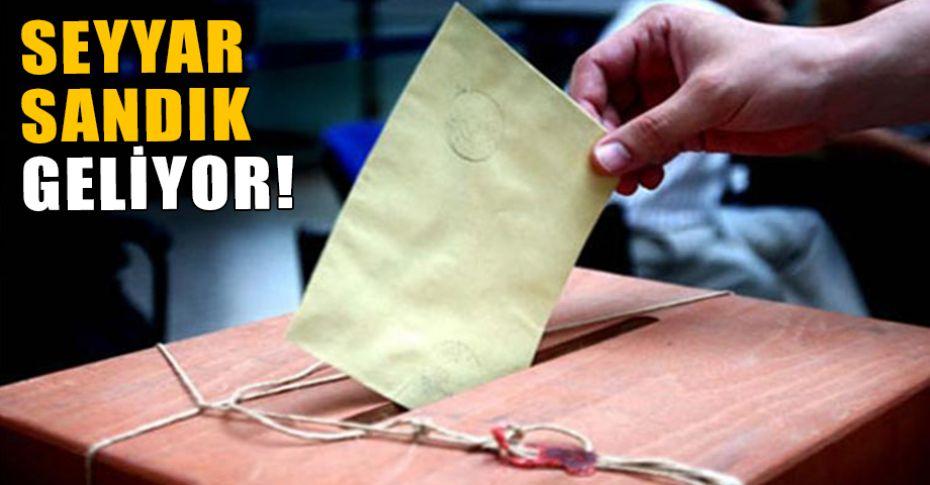 Oy kullanmak isteyen yaşlı ve engellilere güzel haber!