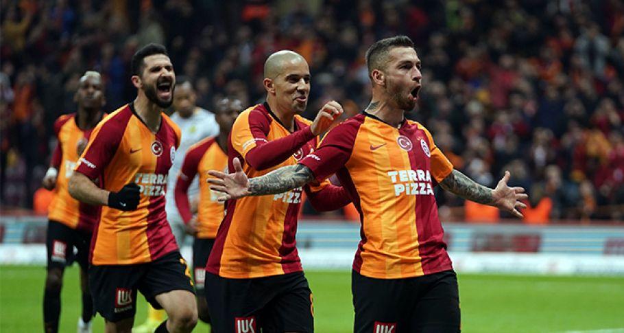 ÖZET İZLE: Galatasaray Yeni Malatyaspor kaç kaç bitti?