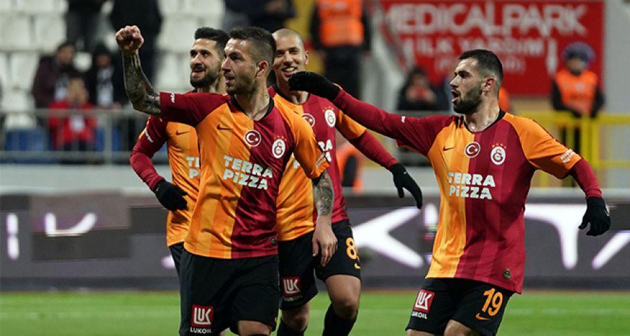 ÖZET İZLE: Kasımpaşa 0-3 Galatasaray...
