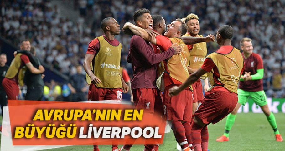 ÖZET İZLE: Tottenham:0-2 Liverpool MAÇ ÖZETİ ve Golleri İzle | Tottenham Liverpool kaç kaç bitti !