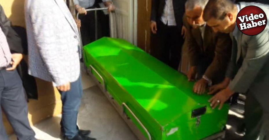 Pamuk yığınları arasında ölen çocuğun cenazesi, yakınlarına teslim edildi