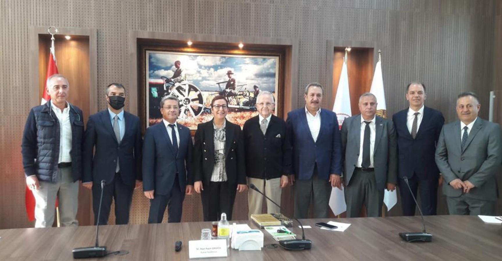 Pamukla ilgili talepler Ankara'ya iletildi