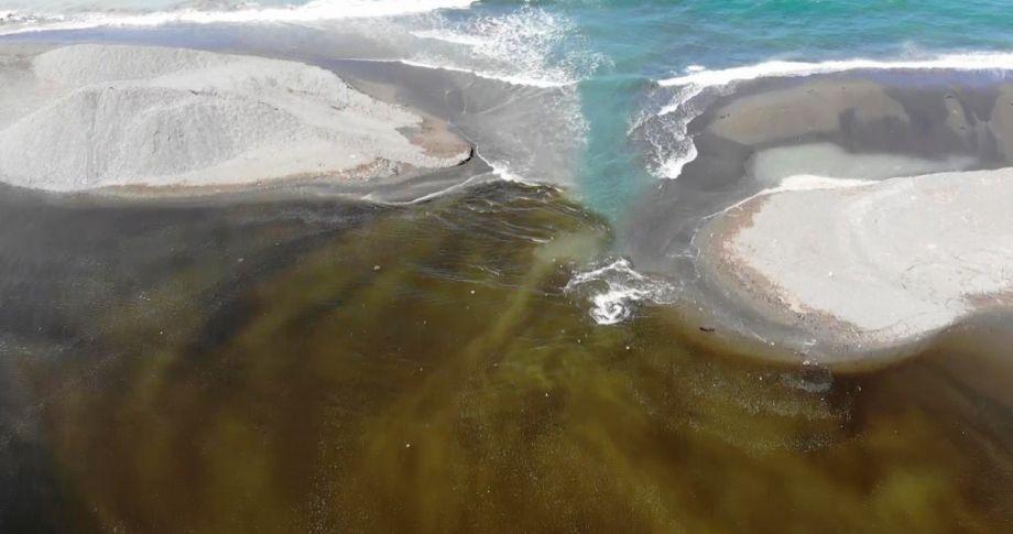 Petrol sızıntısı balıkçıları endişelendiriyor