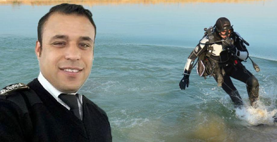 Pikapla sulama kanalına düşen sürücüden acı haber geldi
