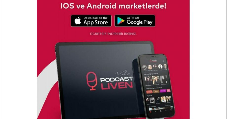 Podcast Liven platformu