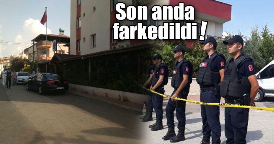 Polis merkezine terör saldırısı!