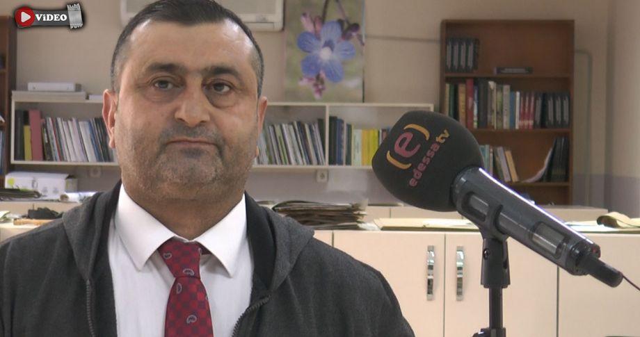 Prof Dr. Akan, Koku Festivali'ni Edessa TV'ye değerlendirdi!