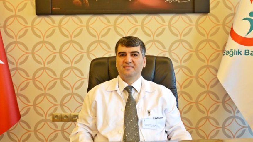 Prof. Dr. Mehmet Gülüm, Ankara İl Sağlık Müdürü olarak atandı ( video)