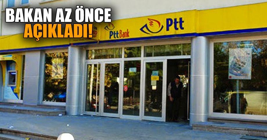 PTT'ye 5 bin yeni personel alınacak