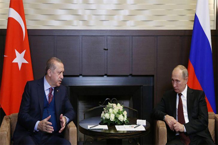 Putin: 'türkiye ile ilişkimiz,eski haline döndü