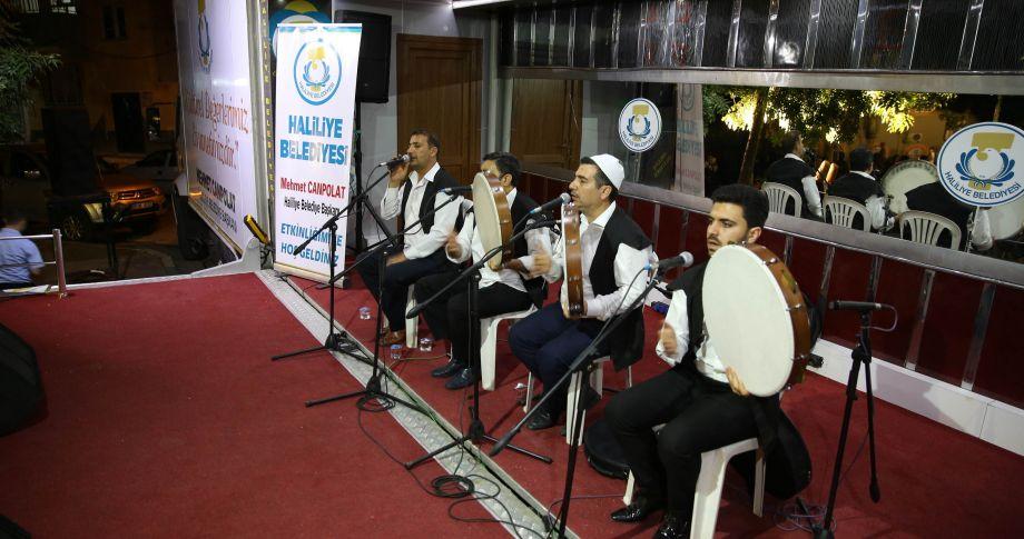 Ramazan Ayı Haliliye'de Dolu Dolu Geçiyor (videolu)