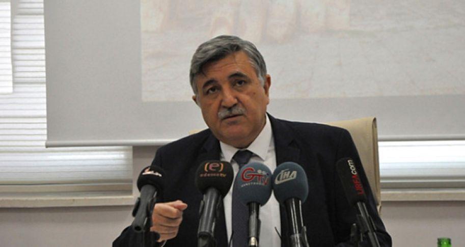 Rektör Taşaltın'ın sözlerine AK Parti'den tepki...