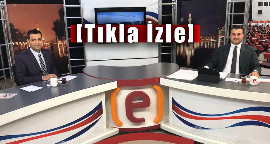 Rıdvan Ortakaya ile Edessa'da Seçim / 30 Mayıs 2018