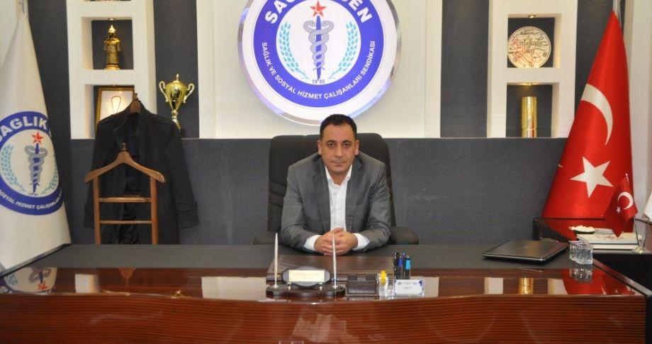 Sağlık-Sen Başkanı Yabir'den 14 mart Tıp Bayramı açıklaması