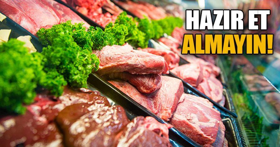 Sağlıklı et nasıl anlaşılır?