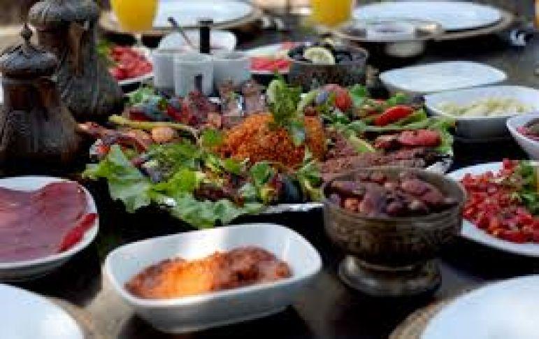 Sahurda tok tutan yiyecekler,ramazanda neler tüketilmeli?