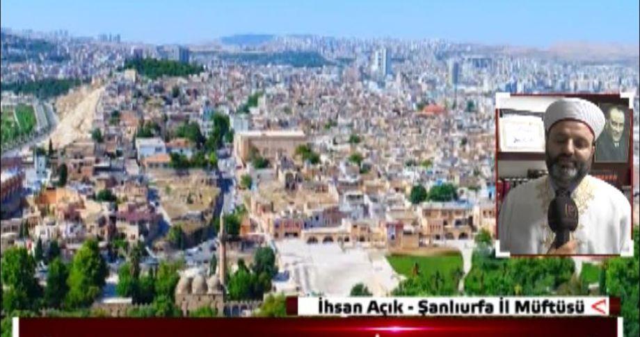 Sakarya'ya atanan Şanlıurfa Müftüsünden açıklama... (Videolu)