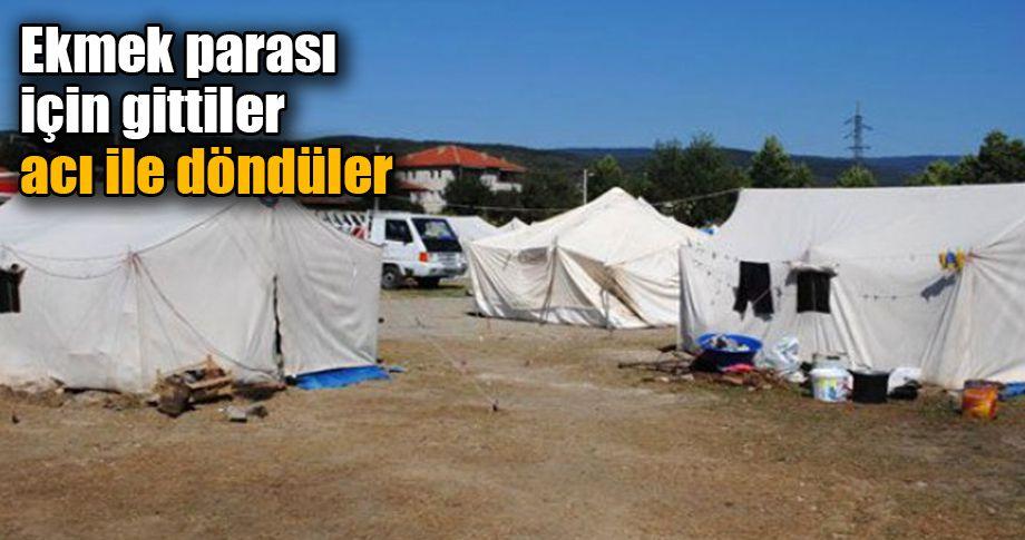 Saldırıya uğrayan Urfalı aile Samsun'dan ayrıldı