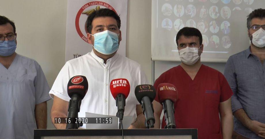 Salgın döneminde 110 sağlık çalışanı hayatını kaybetti!