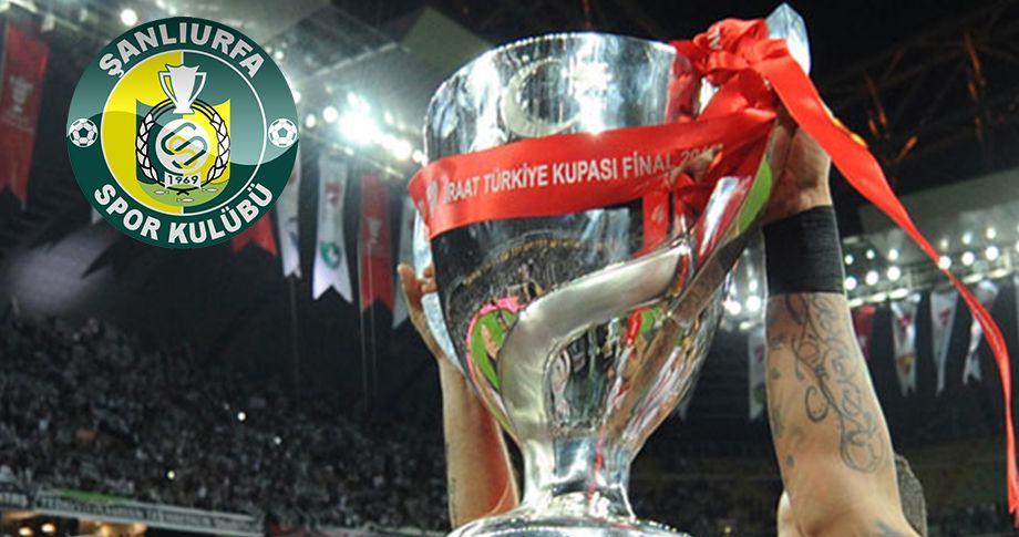 Şanlıurfaspor'un Türkiye Kupası'ndaki rakibi belli oldu