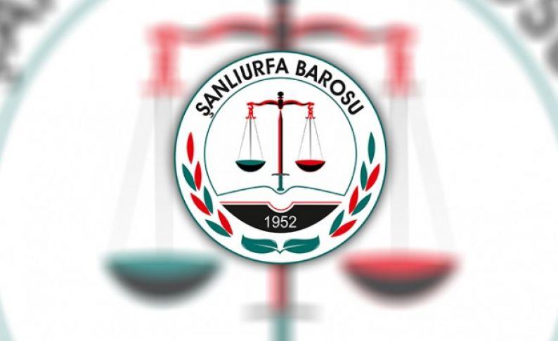 Şanlıurfa Barosu için 3 aday yarışacak
