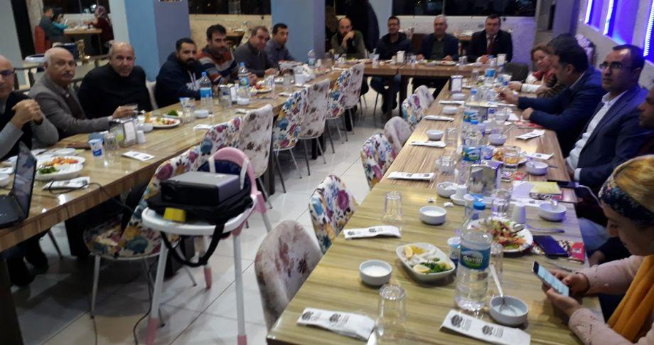 Şanlıurfa Bölgesel Turist Rehberler Odası Seçime Gidiyor