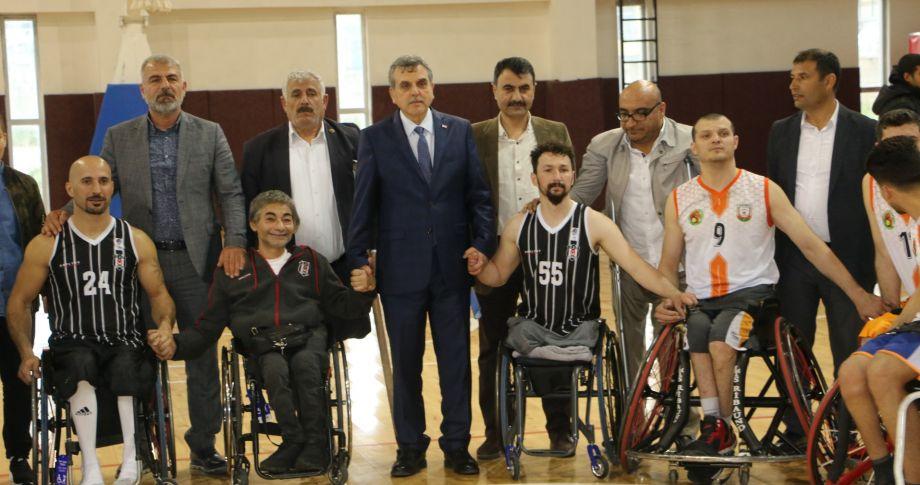 Şanlıurfa büyükşehir ekibi, Avrupa'da Türkiye'yi temsil edecek (videolu)