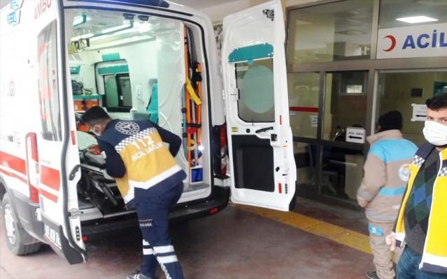 Şanlıurfa'da  alacak verecek kavgası: 2 yaralı 6 gözaltı