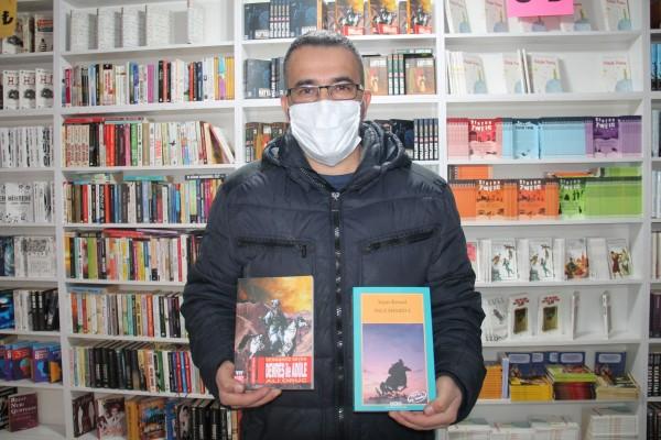 Şanlıurfalı kitapçıdan anlamlı kampanya