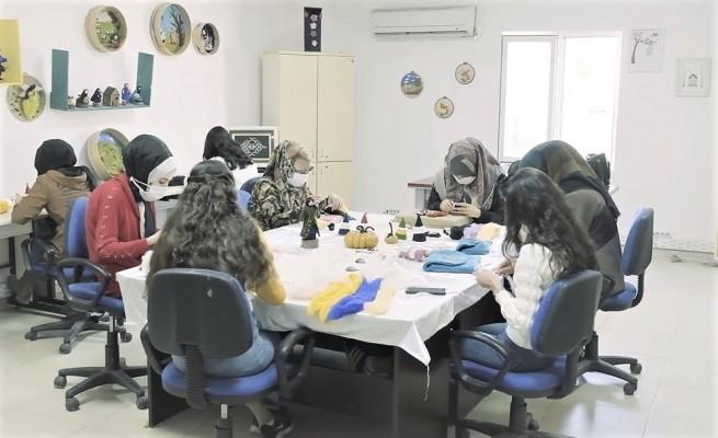 Şanlıurfa'da eğitim merkezleri ile kadınlar sosyal hayatın içinde