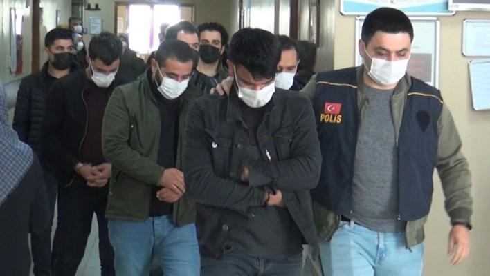 Şanlıurfa'da göçmen kaçakçılığı operasyonu: 3 gözaltı