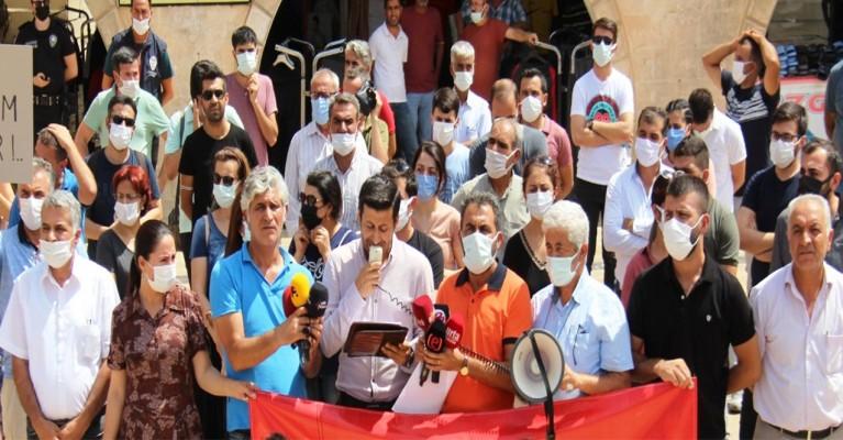 Şanlıurfa'da 'Konya'daki saldırı' kınandı
