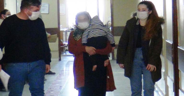 Şanlıurfa'da bebekli hırsıza gözaltı