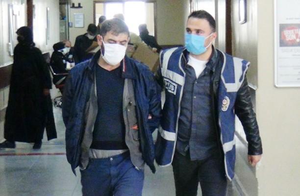 Şanlıurfa'da motosiklet hırsızı yakalandı