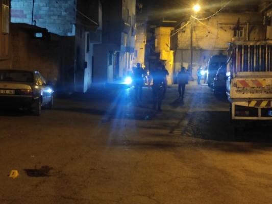 Şanlıurfa'da sokak ortasında cinayet!