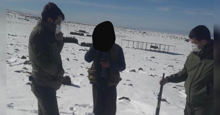 Şanlıurfa'da kaçak avcılara geçit yok