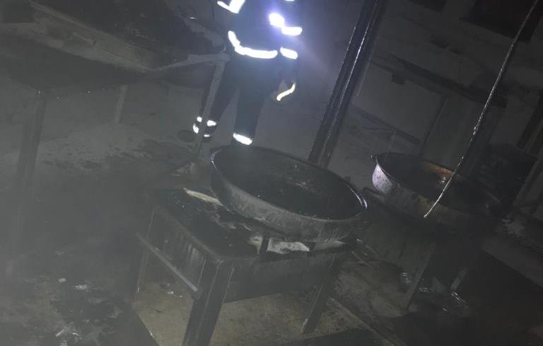 Şanlıurfa'daki hastanede yangın