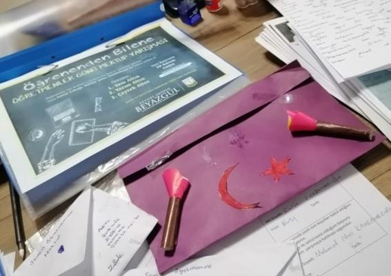 Şanlıurfa'daki Öğretmenler Günü mektup yarışması sonuçlandı