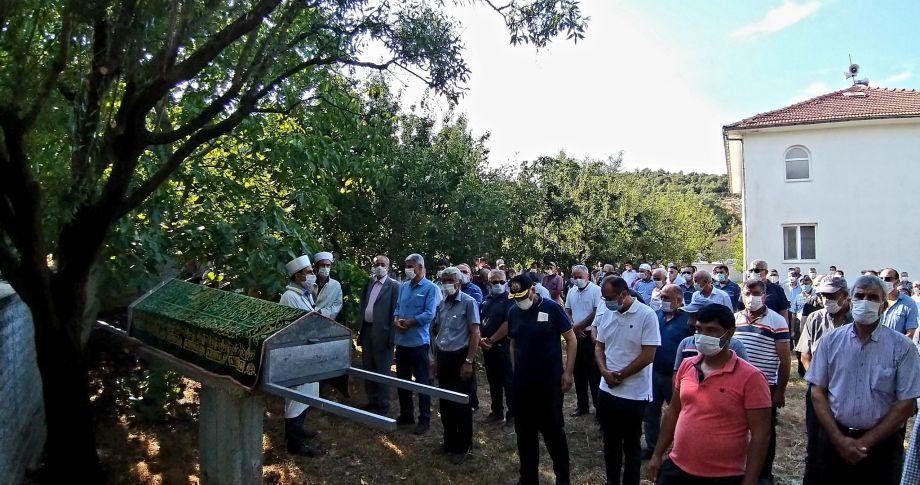 Şanlıurfa eski valisi Nuri Okutan'ın acı kaybı