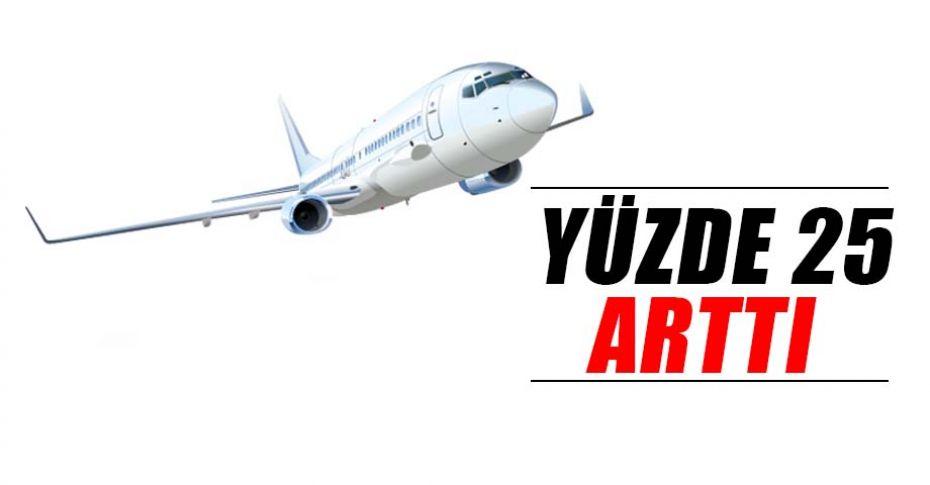 Şanlıurfa GAP Hava Limanı'nda uçuş hareketliliği