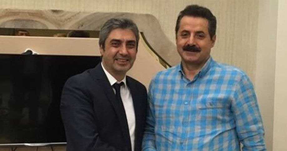 Şanlıurfa Milletvekili Çelik'e sürpriz ziyaret