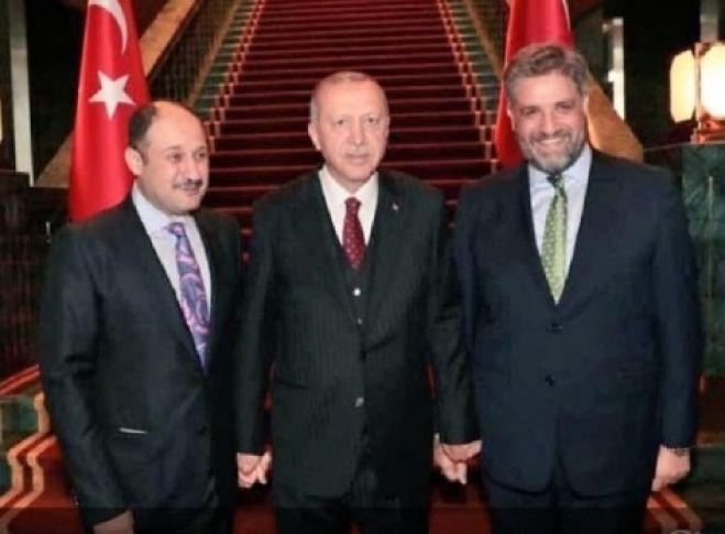 Şanlıurfa Milletvekili Gülpınar'dan ve Türkiye Cumhuriyeti Pekin Büyükelçisi Önen'den Berat Gecesi mesajı