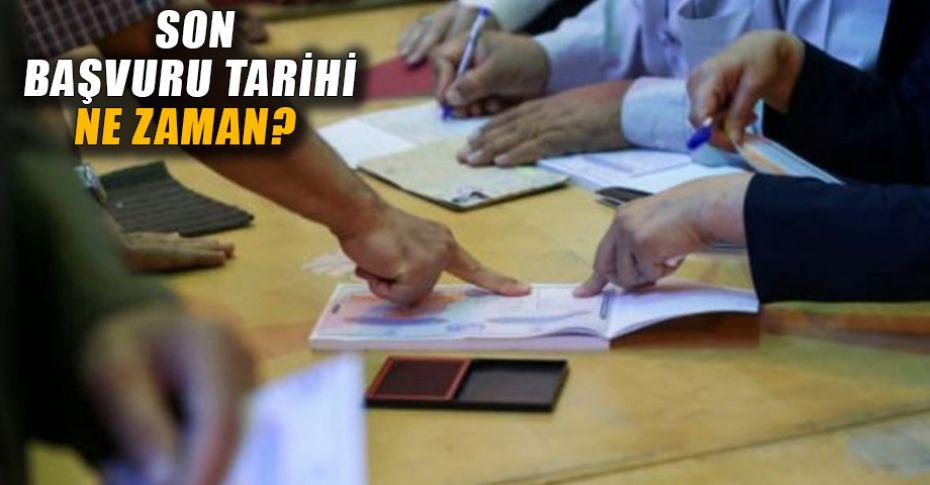 Şanlıurfa Milletvekilliği için AK Parti'den kaç aday adayı var?