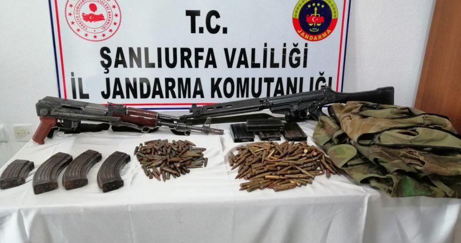 Şanlıurfa Valiliği Jandarma Basın Duyurusu