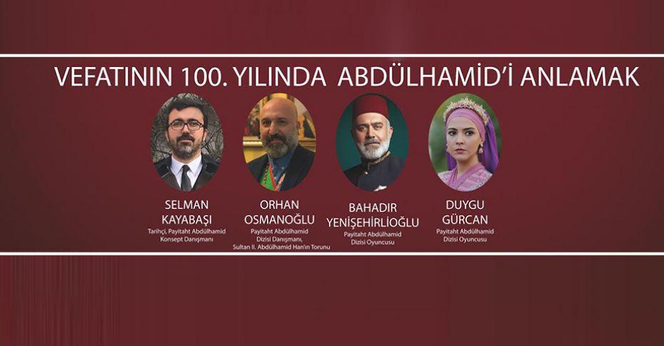 Şanlıurfa, vefatının 100. yılında Abdulhamid Han'ı anacak